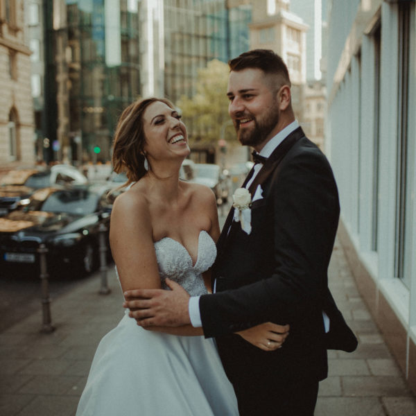 Wedding in Frankfurt, Germany