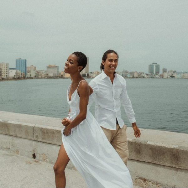 Wedding Photoshoot in Havana, Cuba