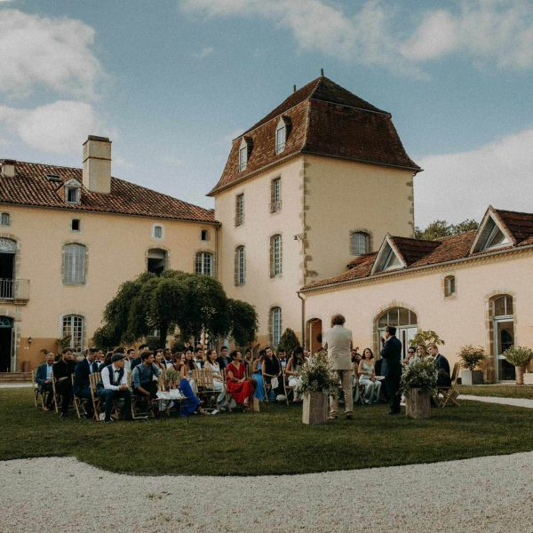 French-Mexican Wedding in Château de Lacoste