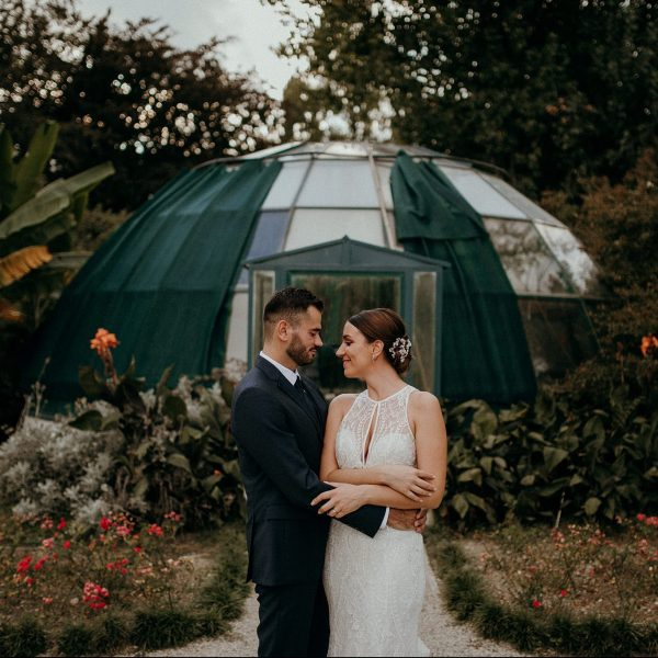 Wedding in beautiful Zagreb + Botanic garden
