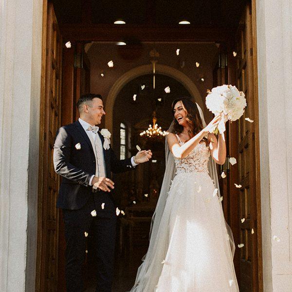 MEDITERRANEAN WEDDING IN SPLIT, CROATIA